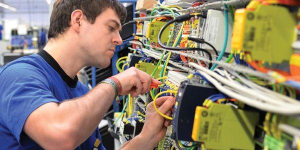 Praca pre elektrikara v Nemecku